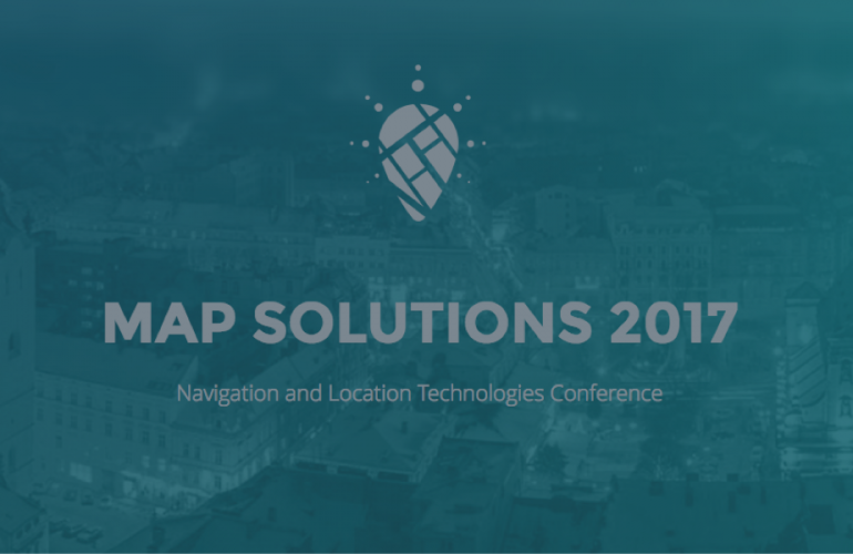 Intellias Organizes Map Solutions Conference 2017