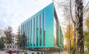 Intellias Headquarters Moved to A-Class Office Center