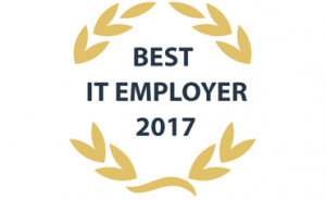 Intellias Rated as the Best IT Employer 2017