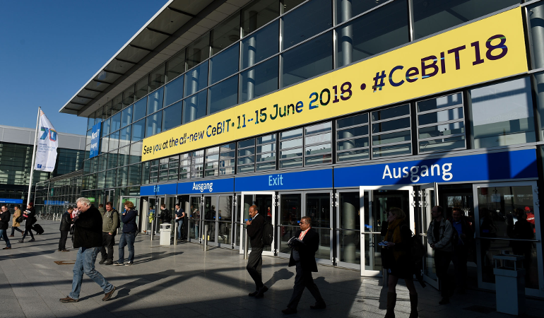 Top 10 Automotive Companies to Watch at CEBIT 2018