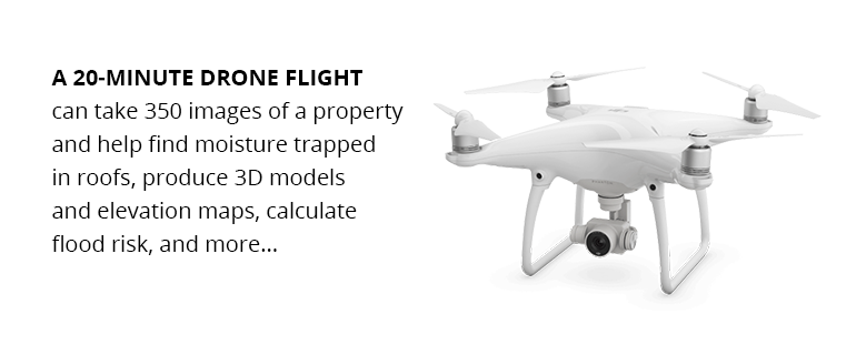 Drones and Location-Based Services: Using Drones in the Insurance Industry