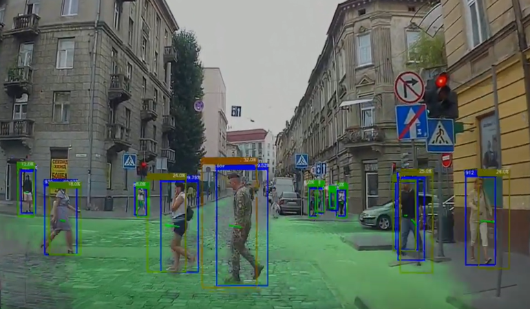 How to Make Self-Driving Cars Recognize Pedestrians? The Kalman Filter Comes to Help
