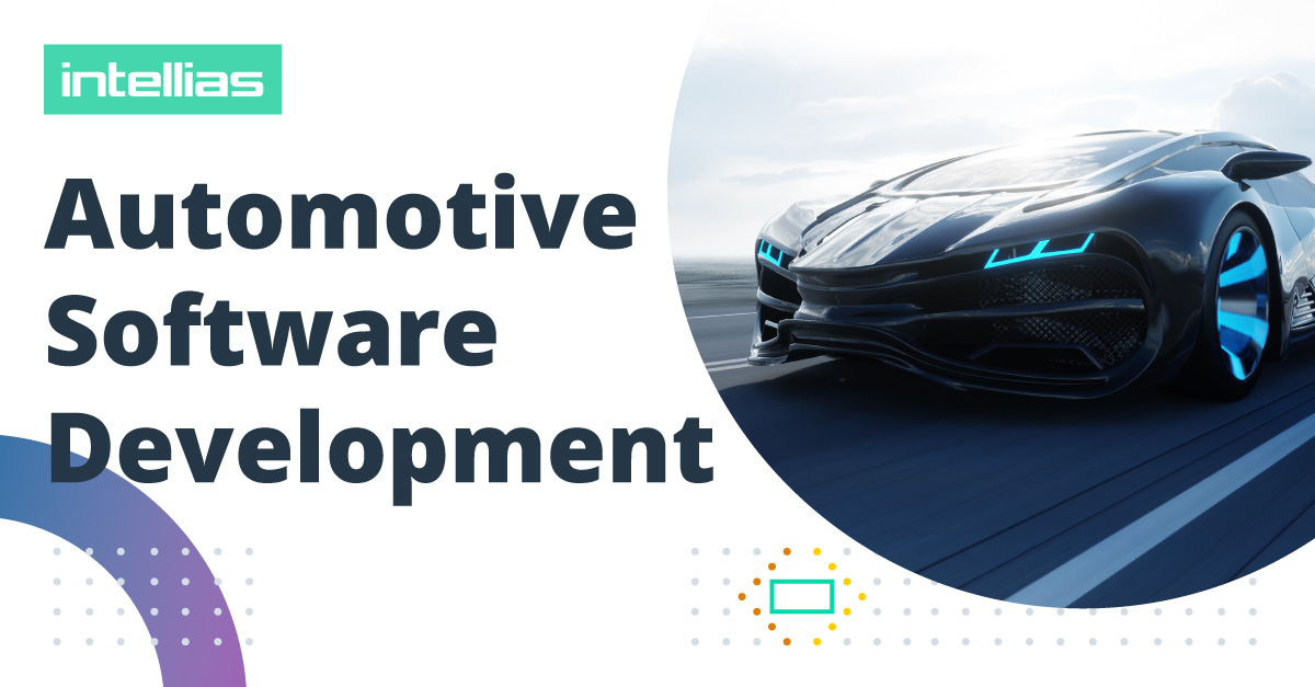 Automotive Software Development And Engineering Services Intellias